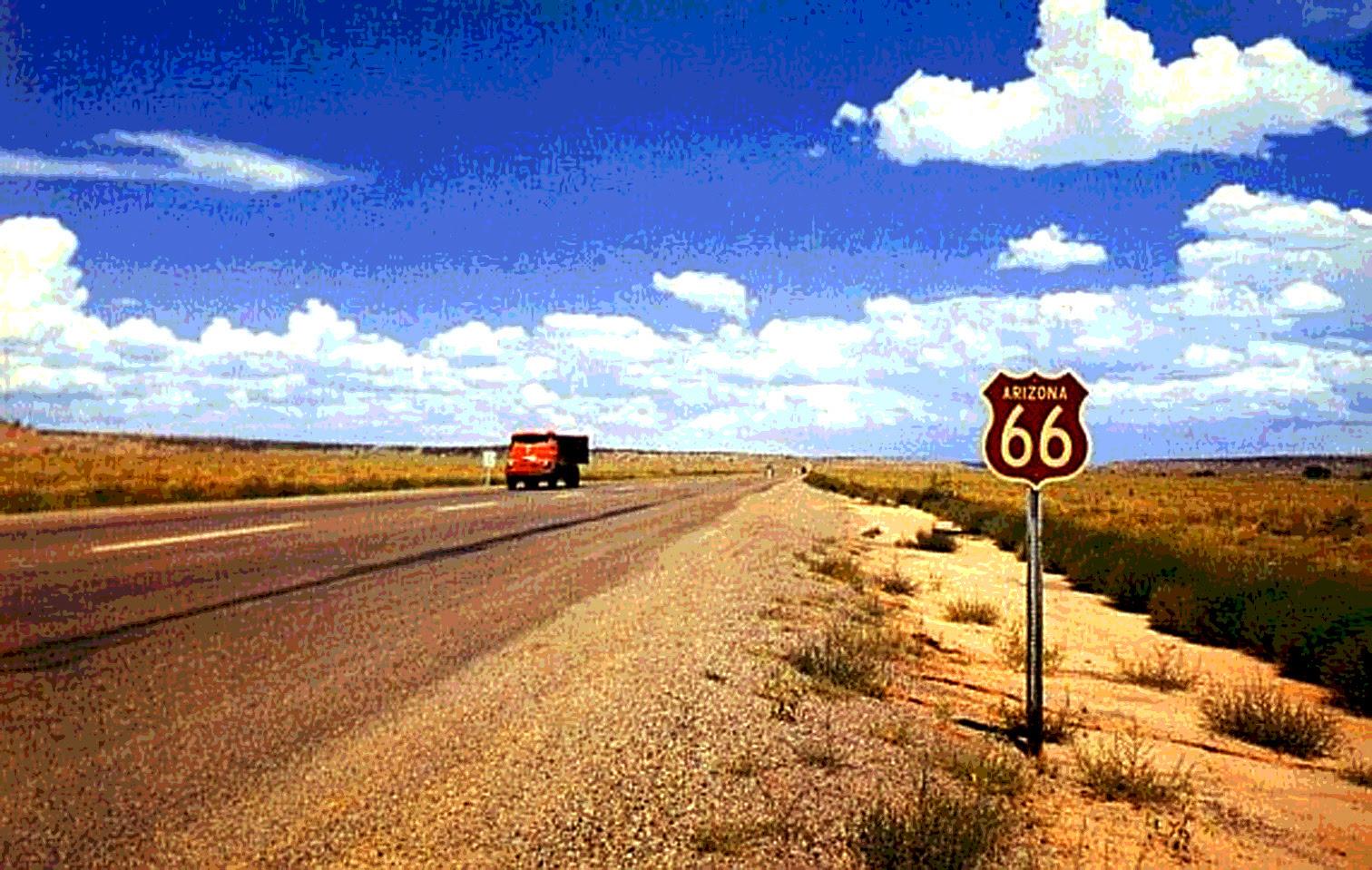 Afbeeldingsresultaten voor route 66