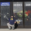 Security Film Holds Glass in Place at Chattanooga Shooting Site | Window Film Magazine
