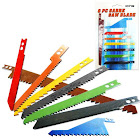 8 Piece Sabre Saw Blades by Generic