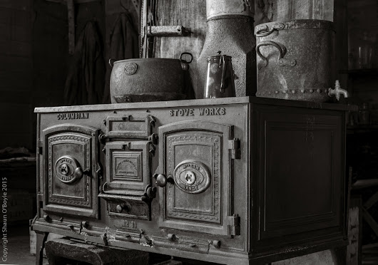 Shackleton's Stove