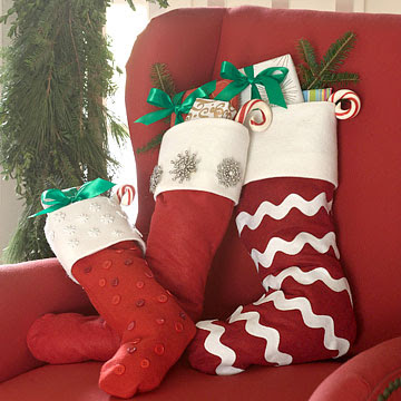 Santa's Stockings