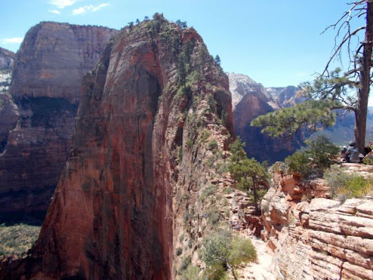 Chasing Angels & Discovering the Supernatural in Zion National Park