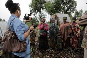 Entidade busca mulheres para viagem de reportagem na África