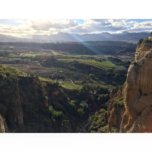 The Road to Ronda - Andalucia Travel Guides