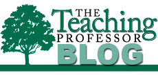 Teaching Professor Blog