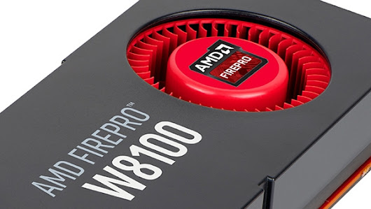 AMD FirePro W8100 graphics card takes on Nvidia's Quadro K5000 - News