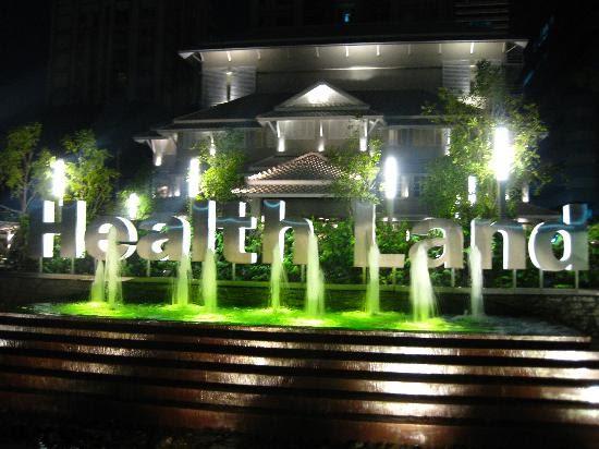 Pinklao / Health Land Spa & Massage Bangkok Map - Tourist Attractions in Bangkok Thailand | About BTS Bangkok Thailand Airport Map