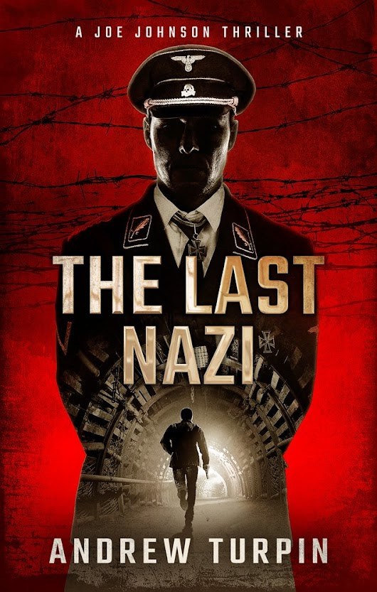 Early #Review: The Last Nazi by Andrew Turpin