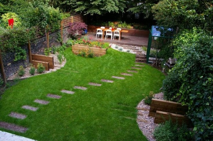 Fun ideas for small backyards