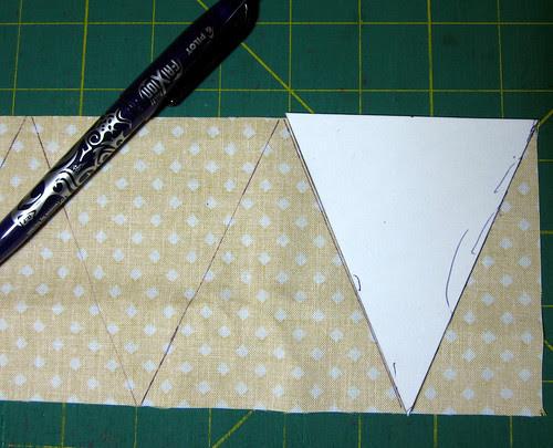 step 2 trace pattern