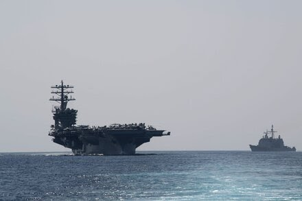 In Abrupt Reversal of Iran Strategy, Pentagon Orders Aircraft Carrier Home