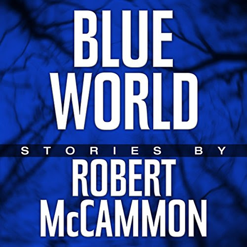Blue World audiobook release