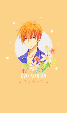 Iphone Wallpaper Kyo Fruits Basket 2019