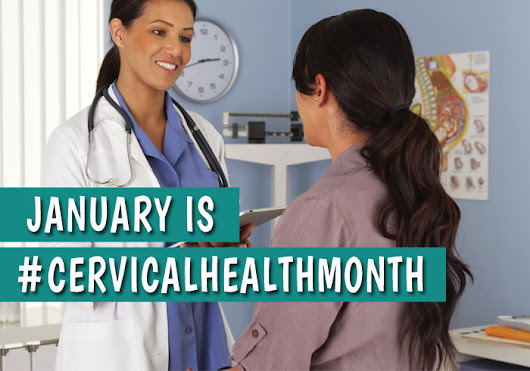 Cervical Health Awareness Month - NCCC