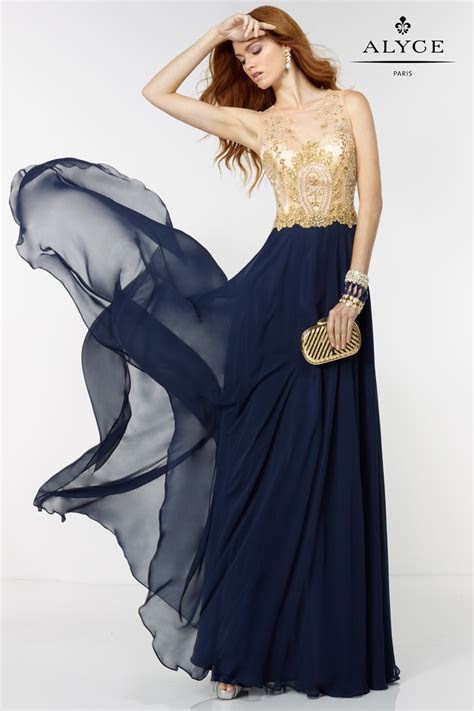 Alyce Paris 6527 Prom Dress   MadameBridal.com