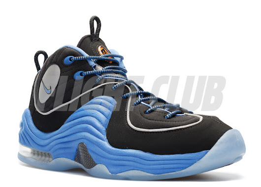 Nike Air Penny 2 Black Varsity Royal 2016 - Sneaker Bar Detroit