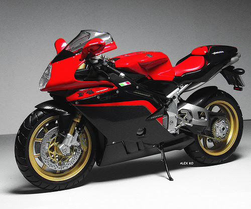 MV Agusta F4 Tamburini Top 10 Fastest Super Bikes of 2012