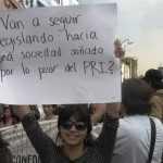 Atorón en el Senado y movilizaciones en las calles por reformas de Peña Nieto