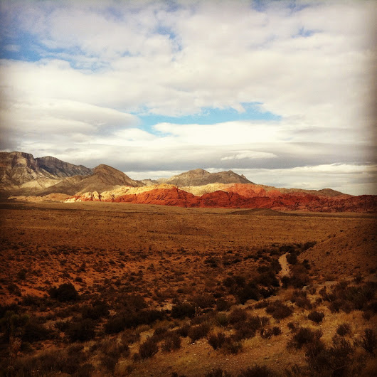 Exploring Red Rock Canyon with Kids - Family Travel Tips How to Travel with Kids Family Rambling