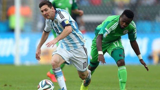 Nigeria to play friendly against Argentina in Russia
