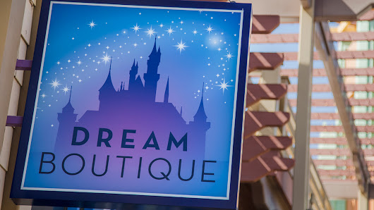 Dreamy Shopping Experience Awaits at the Dream Boutique in Downtown Disney District at Disneyland Resort
