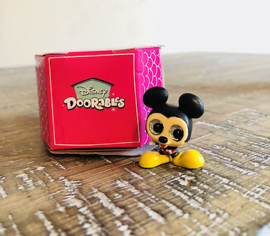 New Disney Doorables - Giveaway (4 Winners) - Finding Debra