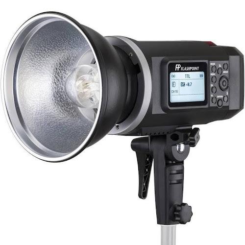 Flashpoint XPLOR 600 HSS TTL Battery-Powered Monolight - Bow