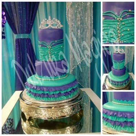 Quinceañera cake   Masquerade Theme   Pinterest