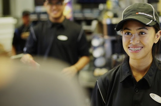 Why McDonald's Employees Are Lovin' It