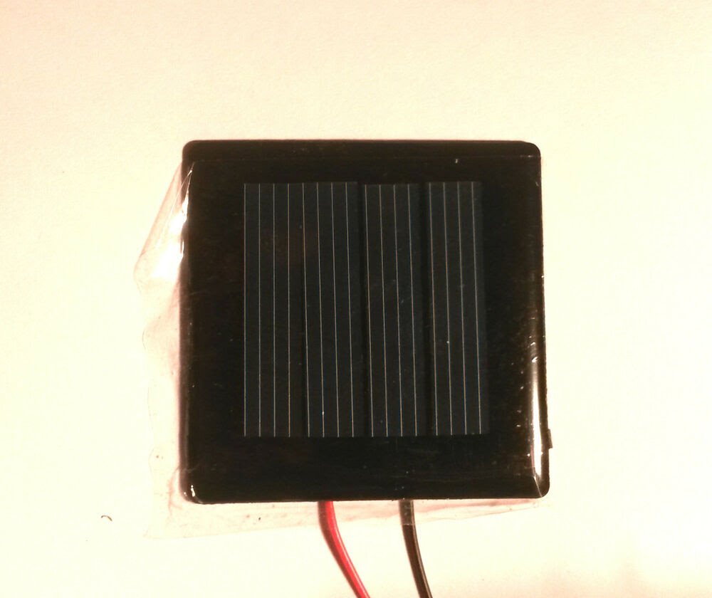 SMALL 2 VOLT 100MA MINI HOBBY SOLAR PANELS FOR SOLAR LIGHT,LEDS,BATTERY,CHARGER,  eBay