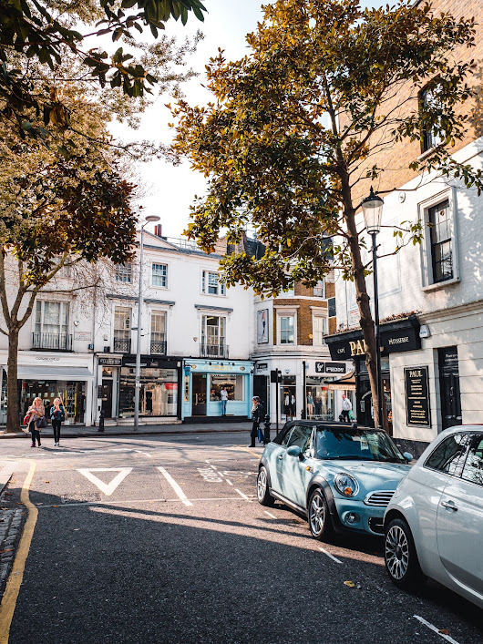 A Shopping Guide to Chelsea, London - The Aussie Flashpacker