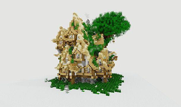 Dr_Bond's Fantasy/Medieval Build Bundle Minecraft Project