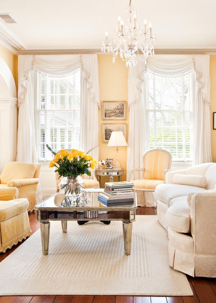 28 Yellow Living Room Decorating Ideas - Decoration Love
