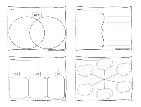 1000+ images about Thinking Maps on Pinterest | Circles, Anchor ...