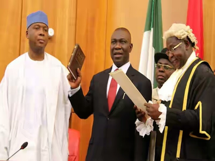 How Senate Rules Were 'amended' For Saraki, Ekweremadu's Elections