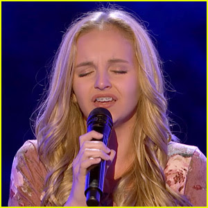 'AGT' Singer Evie Clair's 'I Try' Performance Will Bring You to Tears (Video)