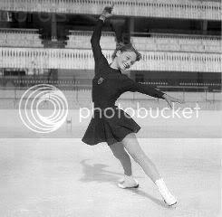 Carol Heiss, 1960 Olympic champion