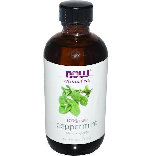 Now Foods Peppermint Oil - 4 fl oz bottle