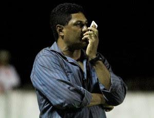 Flávio Barros, técnico do Potiguar (Foto: Ailton Cruz/ Gazeta de Alagoas)