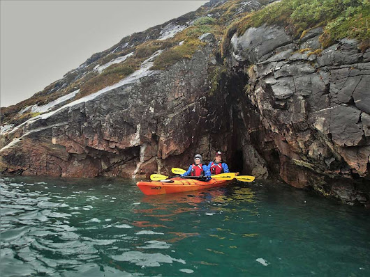 Kayaking in Oqaatsut: A Cultural Immersion Day - Wildthentic