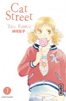 Couverture Cat Street, tome 7