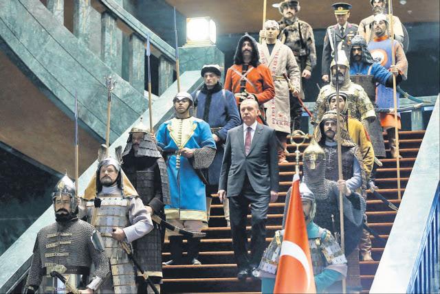 erdogan steps
