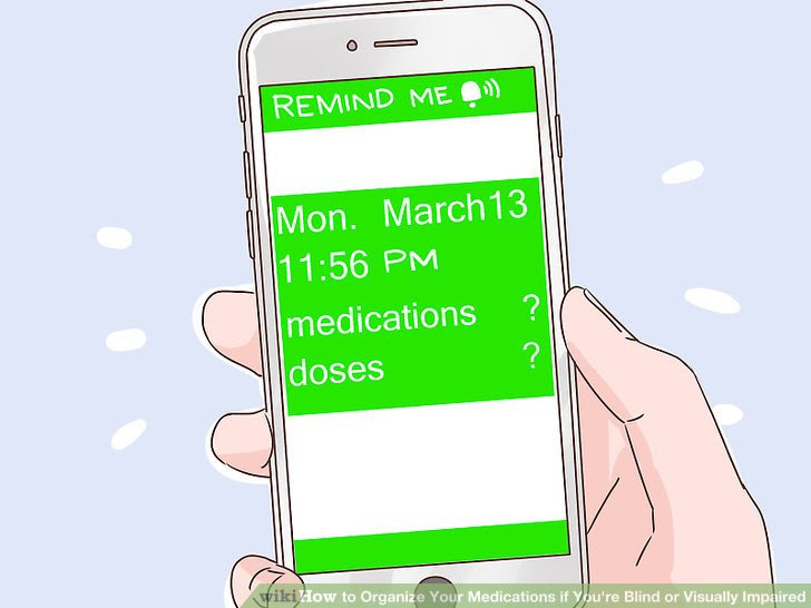 Organize Your Medications if You're Blind or Visually Impaired Step 9.jpg