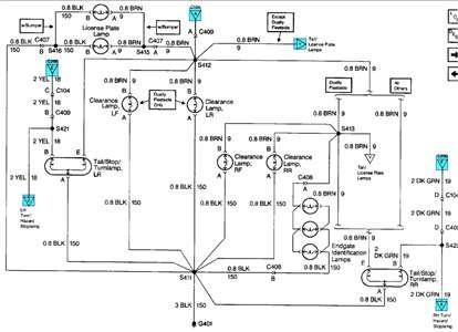 1998 Chevy 3500 Hvac Wiring Diagram