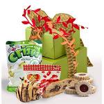 Autumn Treats Gluten Free Gift Tower Gift Basket