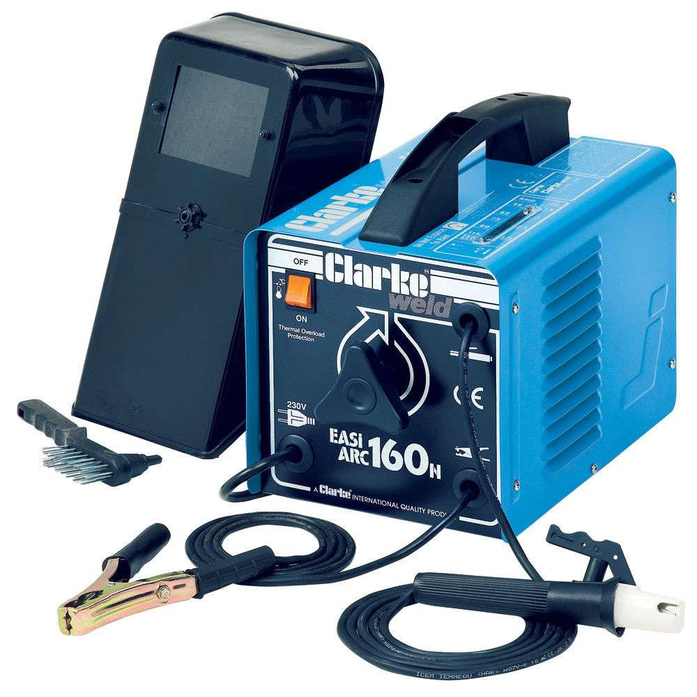 140A 240V Arc Welder c/w Leads • Smiths Hire
