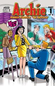 Archie Comics 600 Issue