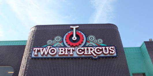 Inside Two Bit Circus, LA's new VR and arcade amusement park