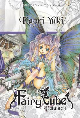Couverture Fairy Cube, tome 1