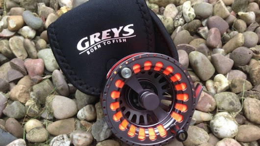 Greys GX900 fly reel review | Fly&Lure